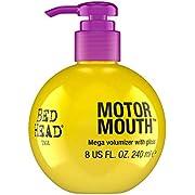 Bed Head by Tigi Motor Mouth Hair Volume Shine Cream for Fine Hair 240 ml