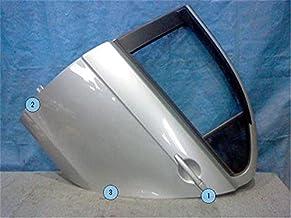 三菱 純正 ギャランフォルティス CX CY系 《 CY4A 》 左リアドア 5730A581 P30600-21004129