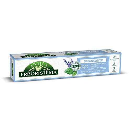 Antica Erboristeria, Zahnpasta, 1 x 75 ml bleichend