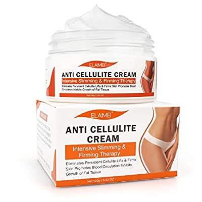 Hot Cream Cellulite Treatment,Slimming firming Cream,Break Down Fat Tissue,Tightens and Moisturizes Skin,Body Fat Burning Best Weight Loss Cream and Slimming Cellulite Tightening cream…