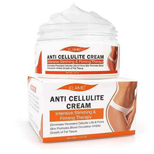 Hot Cream Cellulite Treatment,Slimming firming Cream,Break Down Fat Tissue,Tightens and Moisturizes Skin,Body Fat Burning Best Weight Loss Cream and Slimming Cellulite Tightening cream