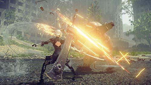 ニーアオートマタゲームオブザヨルハエディション-PS4