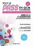 Tout le PASS en QCM et exercices 2020-2021 : Tronc commun : UE1, UE2, UE3, UE4, UE5, UE6, UE7