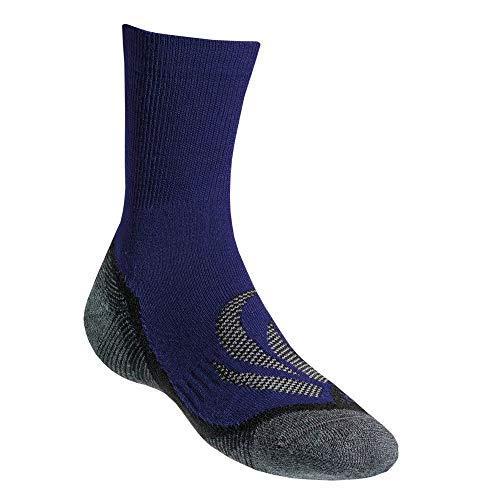 GM Trek Comfort Chaussettes Courtes, Bleu, 41-43