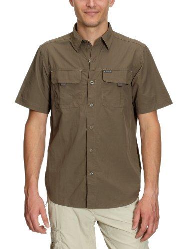 Columbia Silver Ridge Ss Shirt Chemise randonnée homme Major S