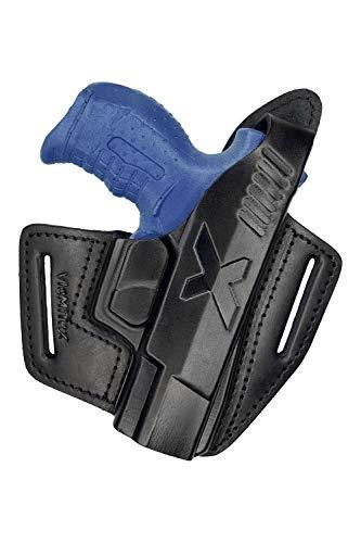 VlaMiTex B6 Leder Holster für Walther P22, P22Q und PK380