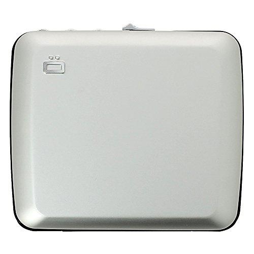 Ogon Mini Safe Code Wallet (Silver)