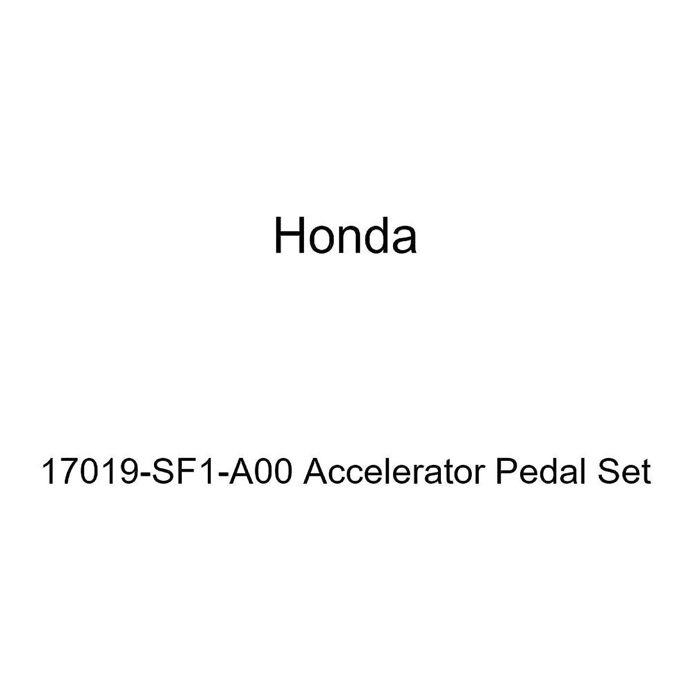 Honda Genuine 17019-SF1-A00 Accelerator Pedal Set