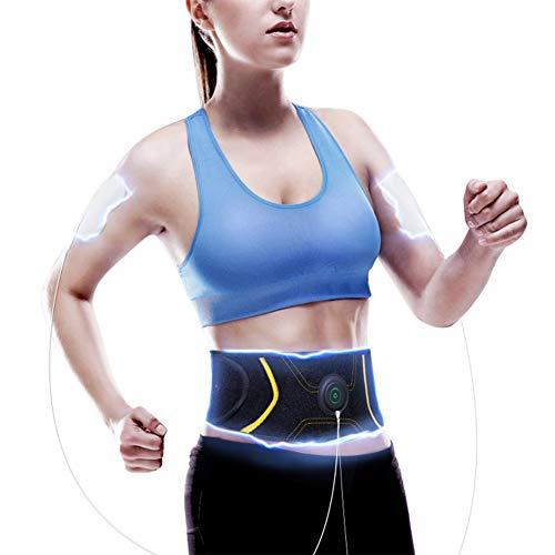 JIBO Intelligent Vibrationsmaschine Mit 7 Trainingsmodi, Männer Und Frauen Schlankheitsgürtel Formen, Heimgebrauch Ablehnung Der Fettschüttelmaschine