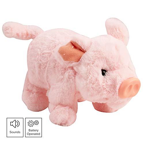 Vokodo Playful Piggy Walks Makes Sounds Wiggles Nose...