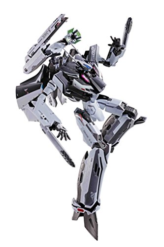 DX Super Alloy Macross Delta Theater Version VF - 31F Siegfried (Messer Erefelt/Hayate Inmelman Boarding Machine) Approximately 260 mm Die Cast & ABS & PVC Painted Movable Figure