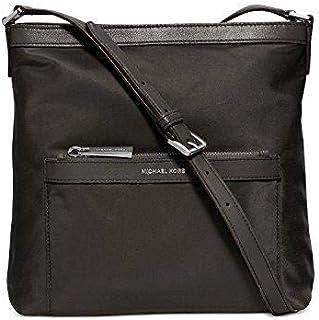 Michael Kors 30T5S0GM2C Women's Morgan Medium Messenger Bag -Graphite/Silver