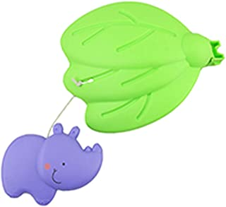FFJ00 ~ Fisher-Price Animal Activity Jumperoo Bouncer ~ Replacement Green Frog Teether Replacement Parts for Animal Activity Jumperoo