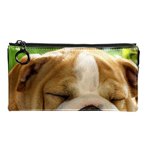 Neceser de Maquillaje Estuche Escolar para Cosméticos Bolsa de Aseo Grande Cachorro de Perro (17)