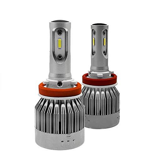 Stark Industries H8/H9/H11 APX Series 90W LED Headlights Conversion Kit 6000K White IP68 Waterproof