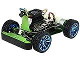 Waveshare JetRacer 2GB AI Kit AI Racing Robot Powered by Jetson Nano 2GB Developer Kit Bundle with TF Card 64GB (29 Items)