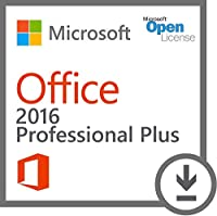 Office Professional Plus 2016 1 PCオンラインコード版(プロダクトキーをメールでおくります、実物をおくりません)(PC1台)