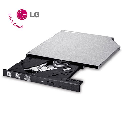 LG GTCON Interne CD-Brenner DVD-R/RW+R/RW Slim GTC0N DVD drive + CD