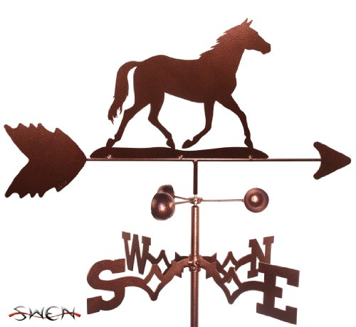 SWEN Products Horse - Quarter Weathervane