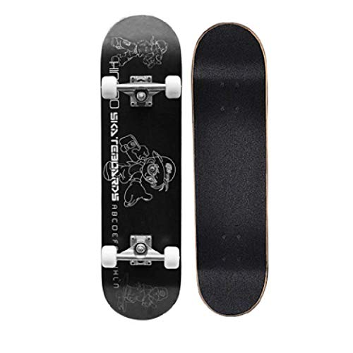 YSTHEZ Skateboard Completo 31