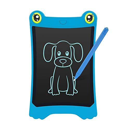 SRMTS 8.5 Pulgadas Tablets de Escritura con Pantalla de Color LCD,PortáTil Tableta de Dibujo para NiñOs, Clase, Casa,Azul