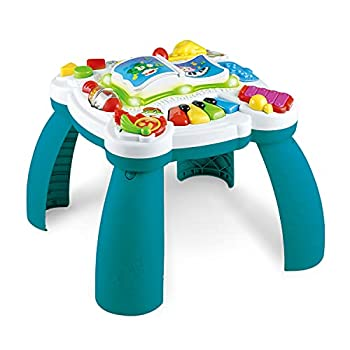 LeapFrog Learn and Groove Musical Table  Frustration Free Packaging  Green