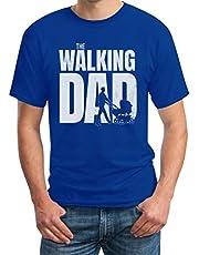 The Walking Dad Papa T-shirt voor heren