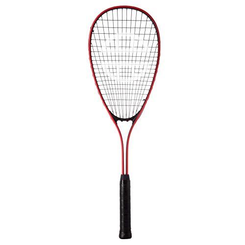UNSQUASHABLE Strike Ti - Raqueta de squash, color rojo