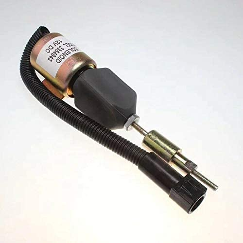 12V Fuel All stores are sold Shutdown Outlet ☆ Free Shipping shutoff Solenoid Valve 3354943 tru For Cummins
