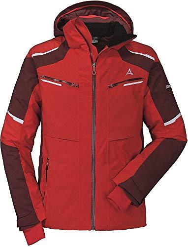 Schöffel Herren Ski Jacket St Anton1 Jacke, Fiery Red, 58
