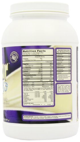 Syntrax Micellar Creme, Vanilla Milkshake Powder, 2.02-Pound