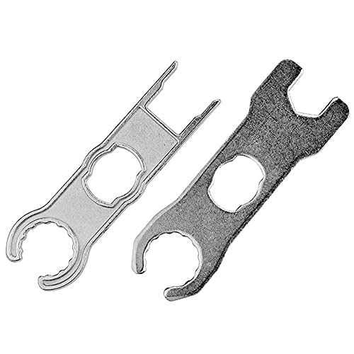Naisde Solar-Panel Connector Tool Professionelle Kabel Spanners Photovoltaic Wrench 1Pair ool Solarmodule Jiont Wrench