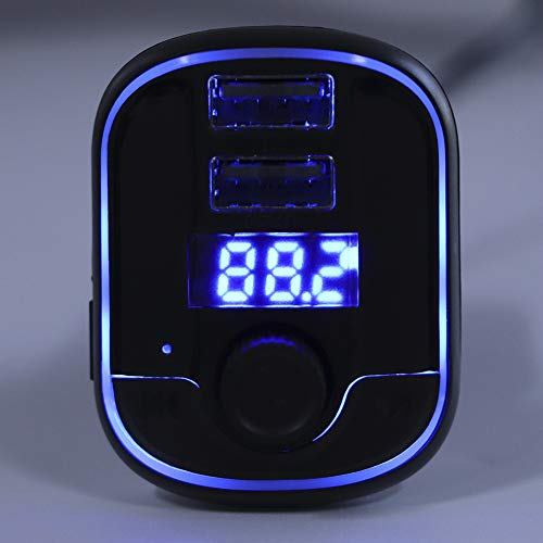 Reproductor de coche, ruidoso, reproductor de coche manos libres, estrictamente, para memoria, música, reproductor de manos libres, coche,(black, Pisa Leaning Tower Type)