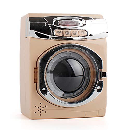 Simulation Home Kitchen Electrodomésticos Mini Máquina Eléctrica Máquina de Pan Horno Dispensador de Agua Horno Microondas Horno Juguetes