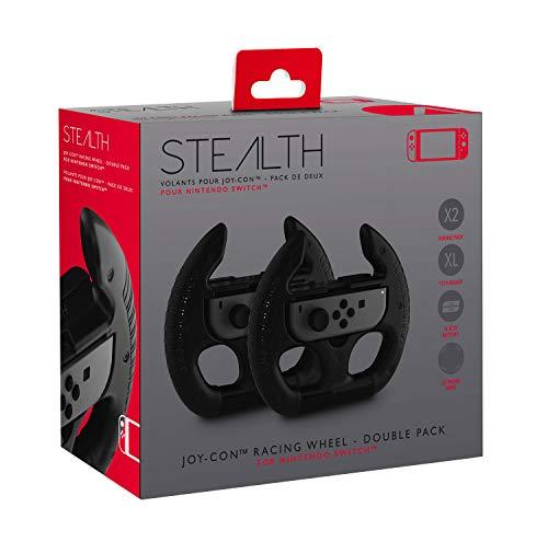 Stealth Nintendo Switch Joy-Con Racing Wheel Twin Pack
