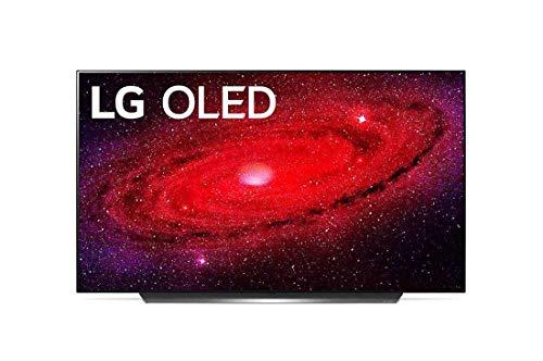 LG OLED55CX9LA, 4K/UHD, OLED, Smart TV, 139 cm [55 Zoll] mit a9 4K AI-Prozessor, ThinQ AI, Dolby Vision IQ™ und Dolby Atmos® - Schwarz