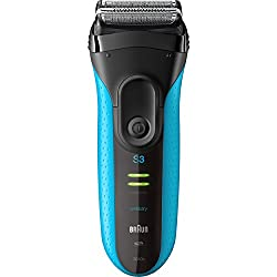 Braun Series 3 ProSkin 3040s Electric Razor for Men, Rechargeable and Cordless Electric Shaver, Wet
