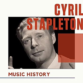 Cyril Stapleton - Music History