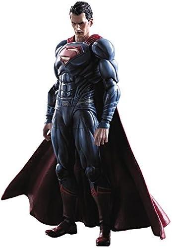 DC Comics xbvsszzz01 tman Vs Superman Dawn of Justice Play Arts Kai Superman Action Figur