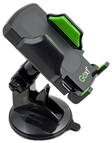 Custom Accessories GOXT 23524 Adjustable Suction Cup Mount Phone Holder