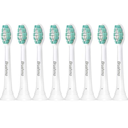 Sonimart Brushmo Replacement Toothbrush Heads Compatible with Phillips...