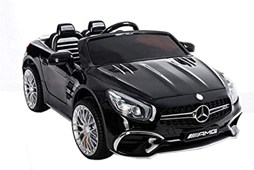 comprar ahora Mercedes SL65 con Mando y batería 12v 12v 12v - negro  Para tu estilo de juego a los precios más baratos.