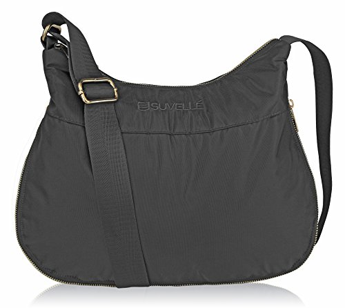 Crossbody Bag for Women Hobo Expandable Anti Theft RFID Pockets Nylon Lightweight Shoulder Bag Travel Purse