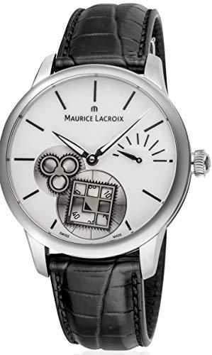 Maurice Lacroix Masterpiece Uhr, Handaufzug, ML 156, Limitierte Edition