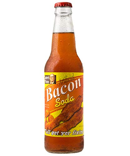 LESTERS Bacon Soda 12 OZ