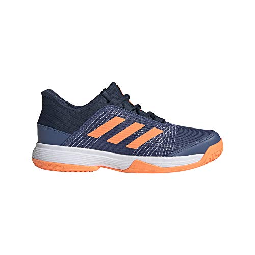 adidas Adizero Club k, Zapatillas de Tenis Unisex Adulto, AZUTRI/NARCHI/AZMATR, 39 1/3 EU