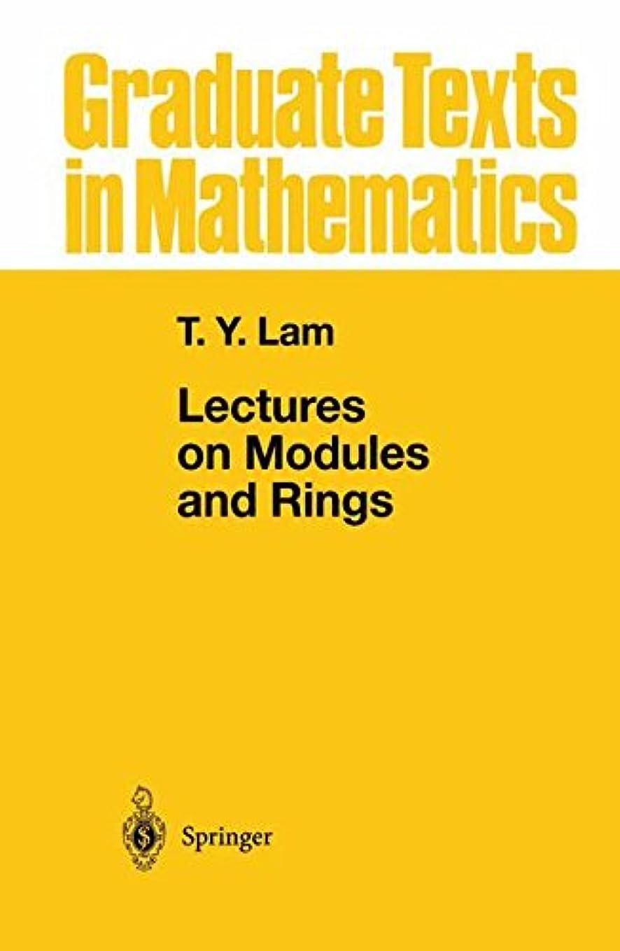 帰するわかりやすい遠えLectures on Modules and Rings (Graduate Texts in Mathematics)