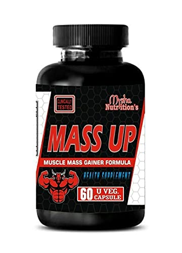 Mass Up Mysha Nutrition Capsules (Muscle Mass Gainer formula)
