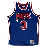 Mitchell & Ness Swingman Brooklyn Nets 1992-93 Drazen Petrovic - Jersey de malla (talla L)