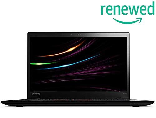Lenovo ThinkPad T460s Business Notebook | Intel i5 2 x 2.4 GHz Prozessor | 20 GB Arbetsspeicher | 1000 GB SSD | 14 Zoll Display, Full HD, 1920x1080, IPS | Windows 10 Pro | 90L (Generalüberholt)